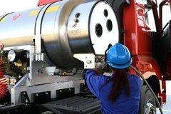 LNG车省钱还不怕油耗子 但是不一定适合每个人